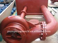 Rubber impeller circulating centrifugal sump pump Settling Tank Clean Up Pump