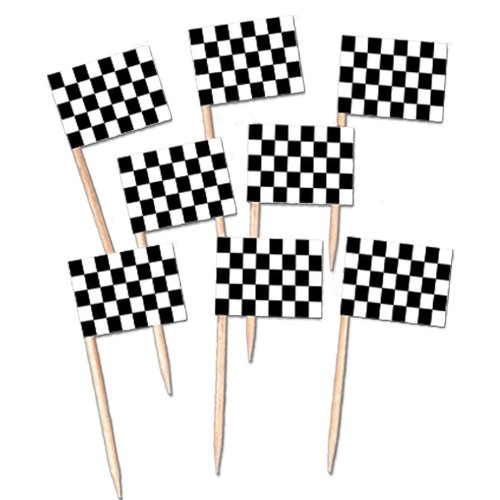 Cupcake Party Decoration Flag Picks Toothpick Flag