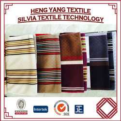 100% Polyester plain dye sofa fabric in high quality/printing velvetsofa fabric