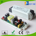 AC/DC constant current led driver with 220V input voltage 24v led drivers