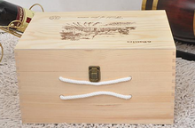 corrugated cardboard wine box | dimension of carton wine box