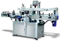 Shanghai Taoshan TS 920 automatic plastic and glass bottle labeling machine