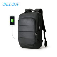 Light top rated quality fashionable female laptop backpack