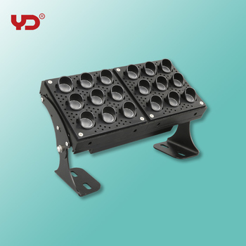 Outdoor waterproof led light ground for garden decoration