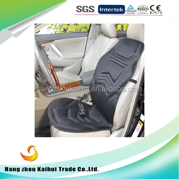 heating ,cooling and massage 3 in 1 car seat cooler cushion