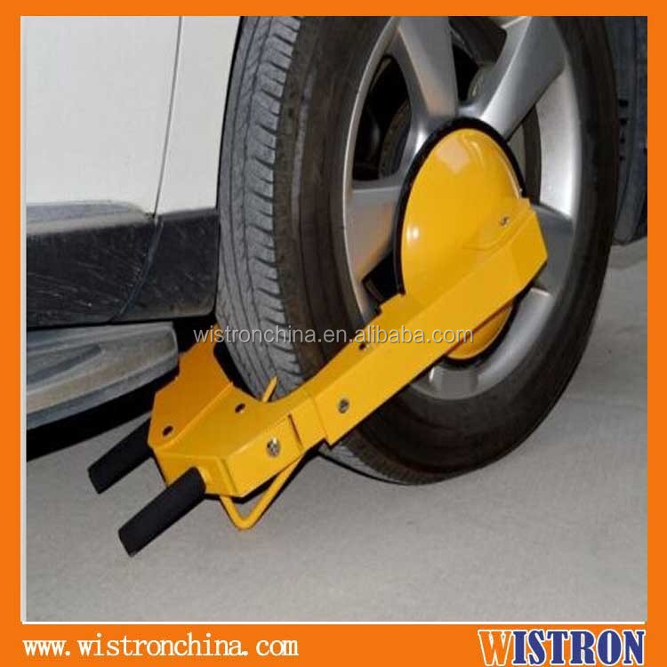 alarm car steering wheel lock