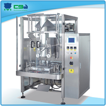 Automatic Servo Control Vertical Pouch Packing Machine, Combinational Weigh Filler packing machine