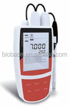 China lab carrying PH meter for liquid or water test price