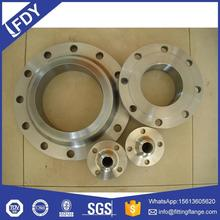 Chrome Finish Pipe Fitting Round Tube Base/Flange