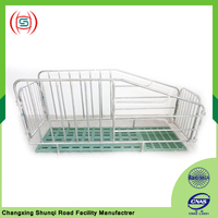 Obstetric table composite pig pen flooring for sale