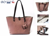Latest Fashion Custom Wholesale Lady Hand Bag PU leather Elegance Women HandBag