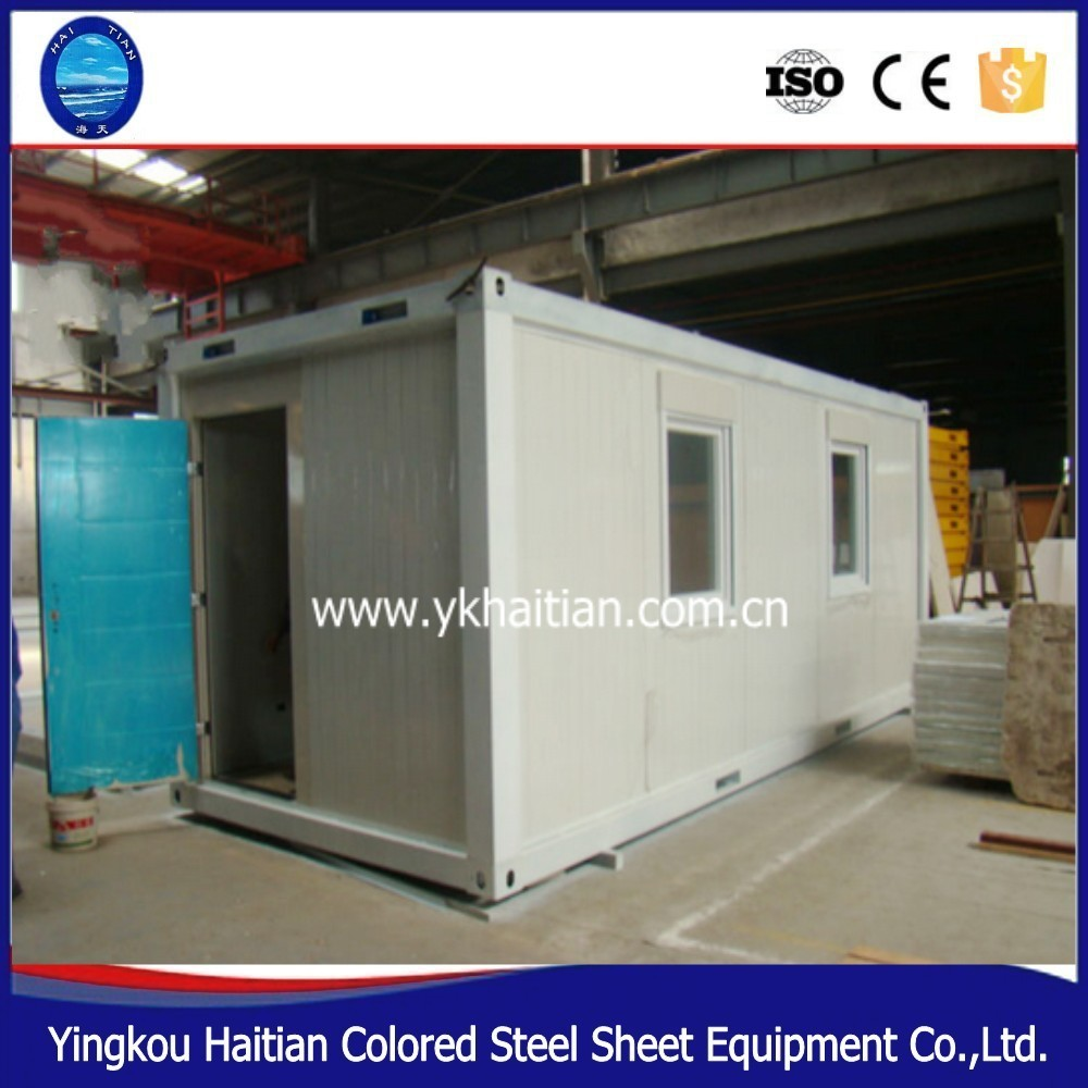 Prefabricated sandwich panel house flat pack container - Sandwich panel homes ...