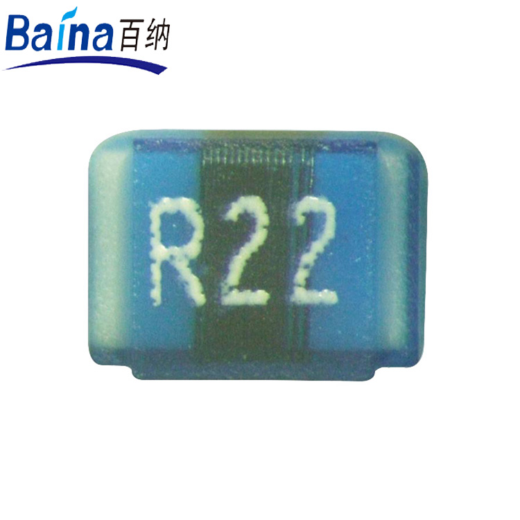 High Performance R22uh 0.4A Wire Wound Chip Power Inductor