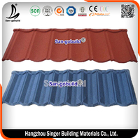 high quality color steel roof tile for sale/color roof philippines price/galvanized sheet metal price