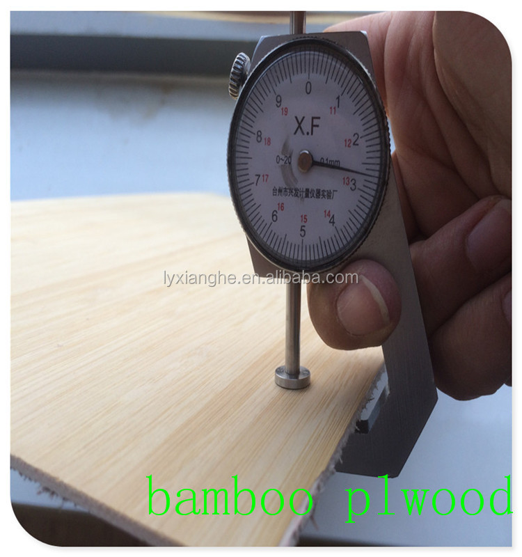 bamboo plywood 3mm