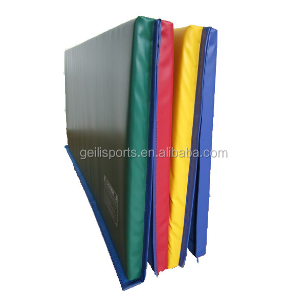 2015 hot sale custom made cheap gymnastic mats for sale