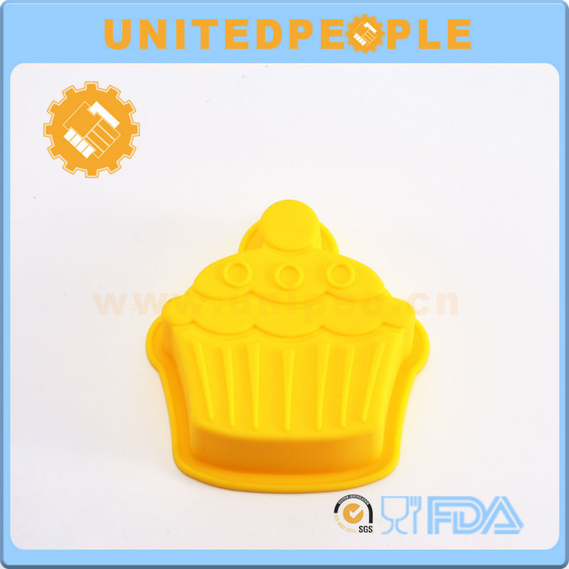 Multi-purpose Cute large silicon mold making baking supplies