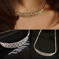 2016 fashion design collar statement necklace beautiful jewelry JN2425