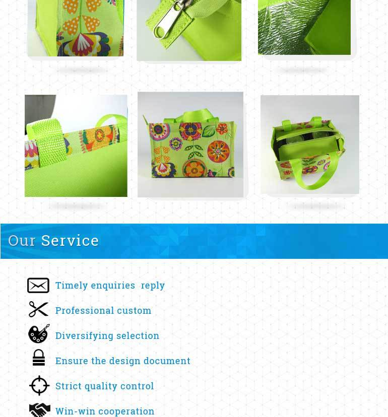2015 high quality wholesale adjustable long shoulder lunch thermal bag