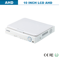 "10.1"" all-in-one LCD 8CH Full D1 HD DVR Standalone Real Time DVR"