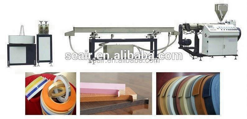 plastic extrusion,Cheap PVC Edge Banding Machine plastic making machine profile machine made in mainland