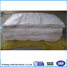 Plastic manufacturers custom packages clear PP poly bag