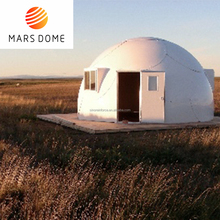 High quality Waterproof mobile FRP Mongolian dome Yurt
