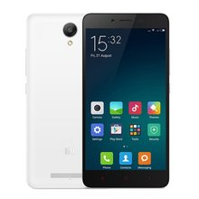 Original Xiaomi Hongmi Redmi NOTE 2 TD 4G LTE Mobile phone MTK X10 2.0Ghz Octa Core 64bit 5.5'' 2GB RAM 16GB ROM 3060mAh 13.MP