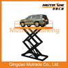 hydraulic scissor car platform lift