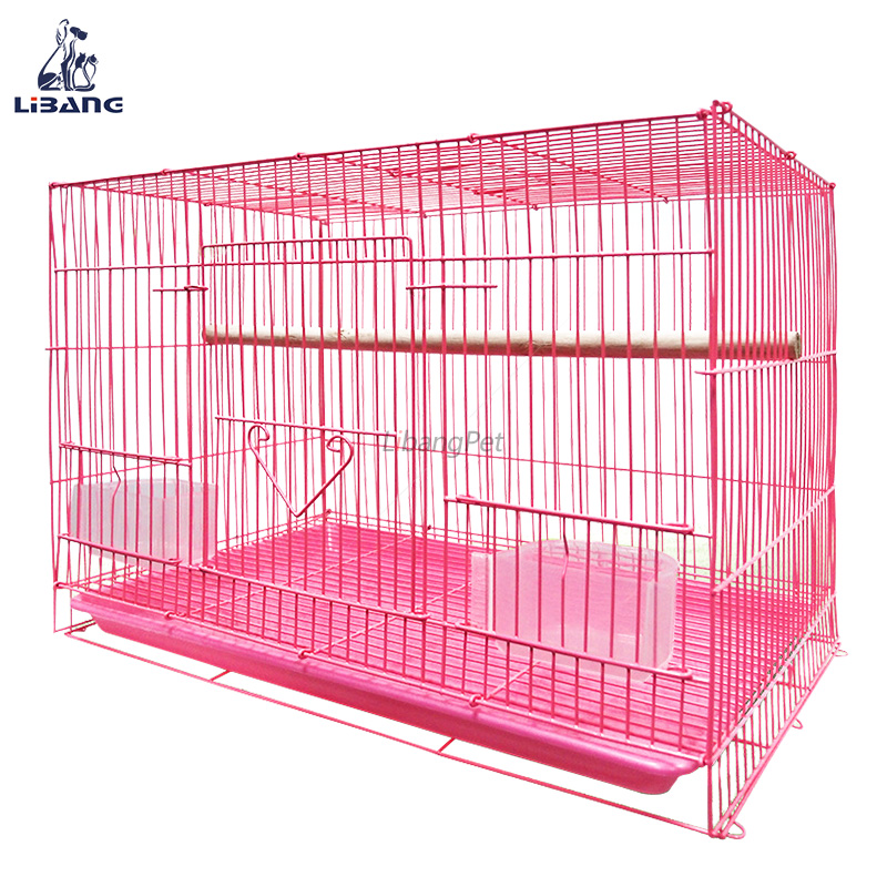 Supeior Quality Durable Powder Coated Large Macaw Cage