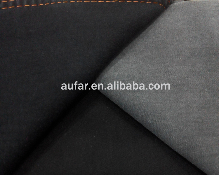 2016 twill denim clothing and cotton slub wholesale denim fabric