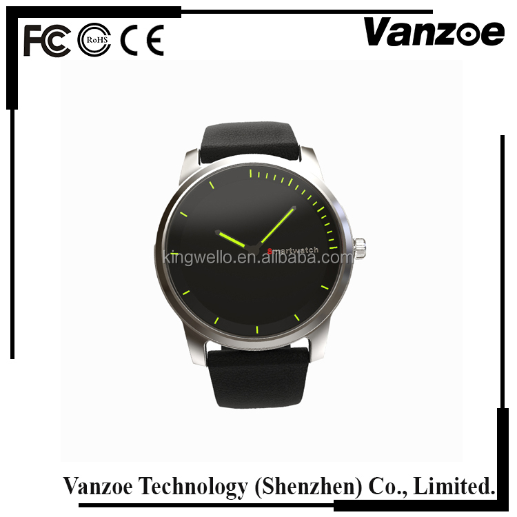 2017 Popular Quartz smart watch, Smart watch