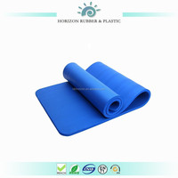 Horizon factory price professional manufacturer NBR mat/high quality NBR yoga mat