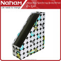 naham office foldable file magazine holder