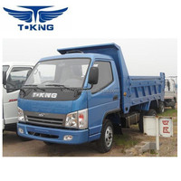 T-King 4x2 mini small dump truck for sale