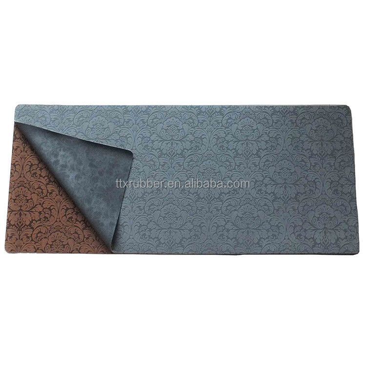 custom floor mat/neoprene floor runner/rubber flooring