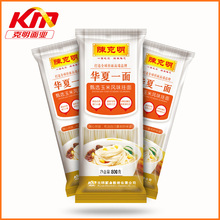 Nutrient corn flavored organic instant noodles