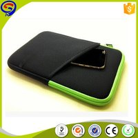 China supplier best quality leather custom neoprene laptop sleeve