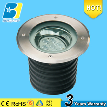 iBestpower Led Underground Light outdoor LED Inground lamp ground light for drive way and cars