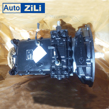 hengtong yutong city bus assembly parts manual transmission S6-90 gearbox