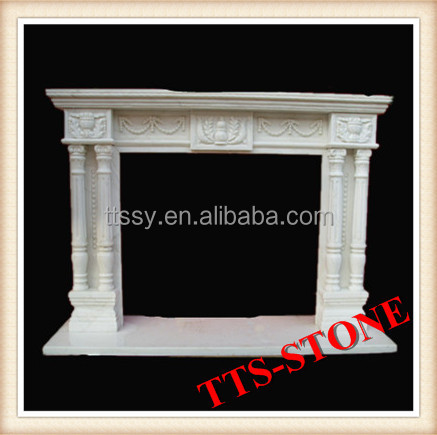 Hot sale Nature Stone gas fireplace
