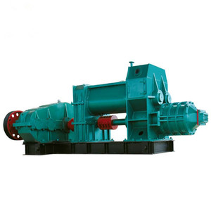 China Factory Good Quality Vacuum Extruder Brick Making Machine/Blender/Mixer