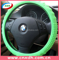 Silicone shrink car steering wheel cover