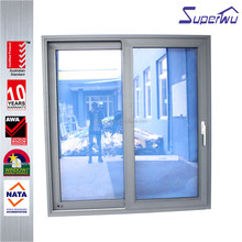 Hot Selling Grille Design aluminium lift and sliding door large panels Glass Door By China Supplier