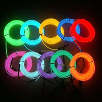 Hot-selling Quality Cheap 2.3mm Flexilble EL Neon Wire