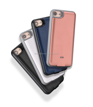 new Lithium ion polymer battery 3000mah battery case for Iphone 7/6/6s