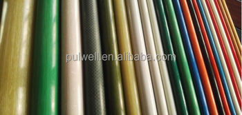 2016 Colourful strong durable High strength fiberglass rod, Promotional fiberglass rod