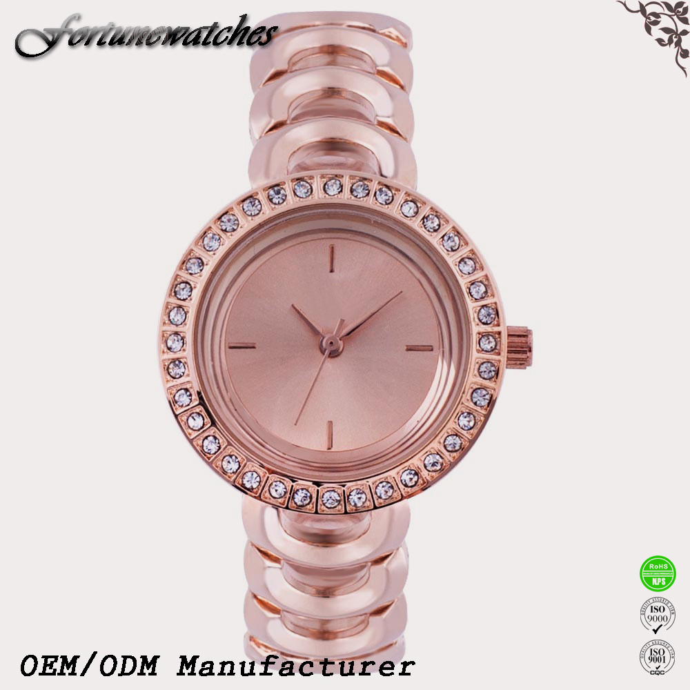 Girls Top Fashion Gold Watches Luxury Ladies Watch Brand Factory Online Shopping