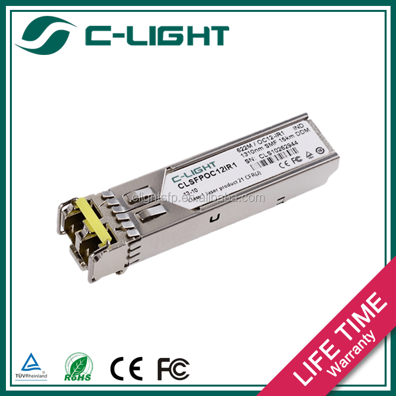 OC - 12 SFP Modules for For CISCO Fast Ethernet