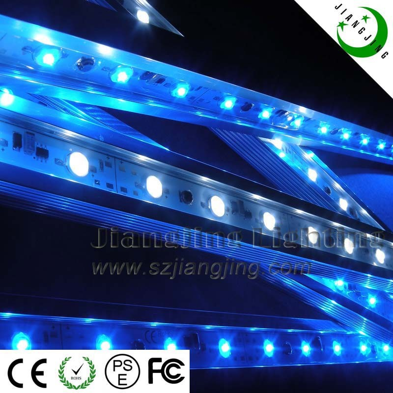 36w ocean reef led aquarium light Blue 450-470nm 1200mm dc12v